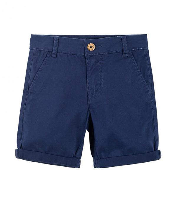 Shorts-Dark Blue