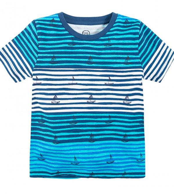 T-Shirt S/S-Stripes