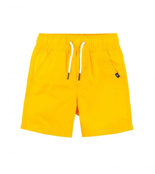 Shorts-Yellow