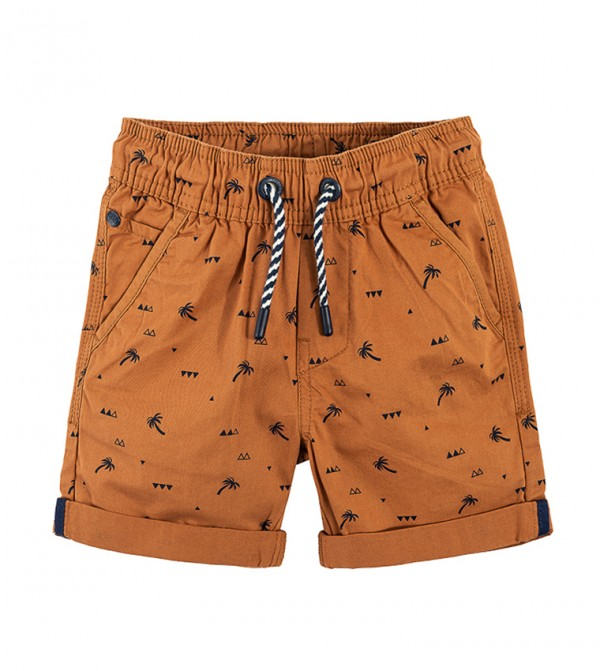 Shorts-Brown
