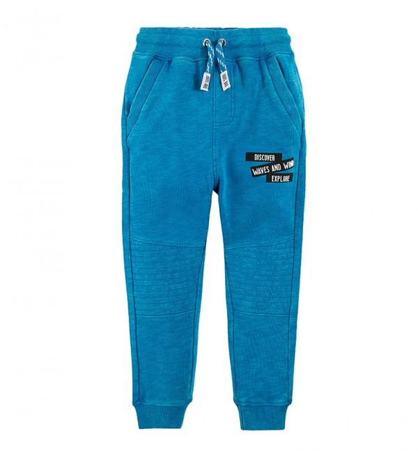 Jogging Pants-Blue