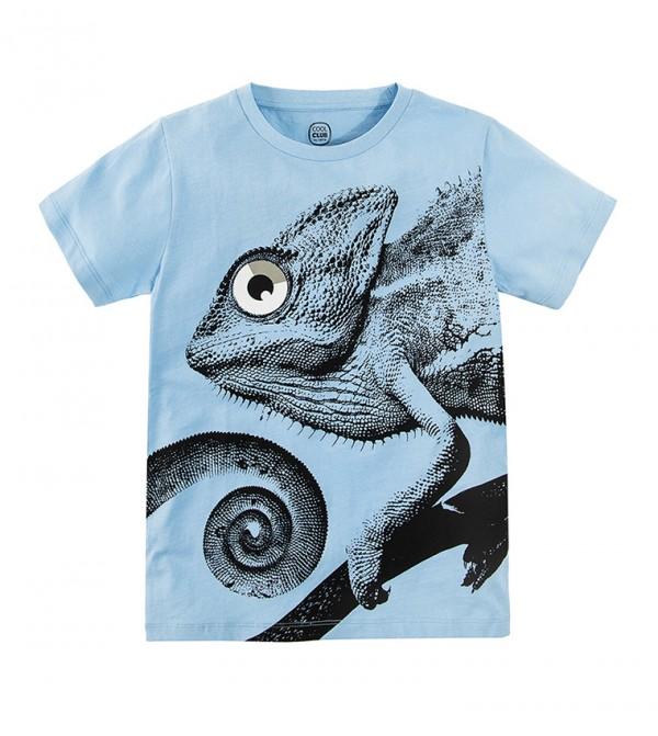 T-Shirt S/S-Blue