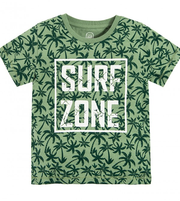 T-Shirt S/S-Khaki