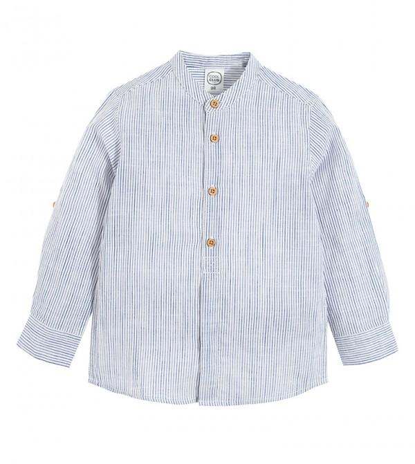 Shirt L/S-Stripes