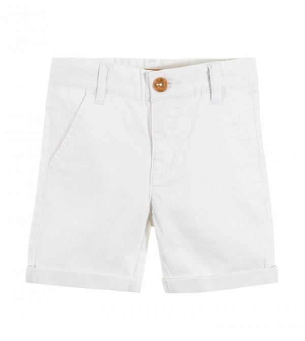 Shorts-White