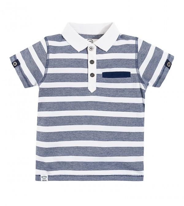 T-Shirt Polo S/S-Mix