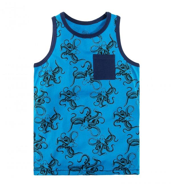 T-Shirt N/S - Blue