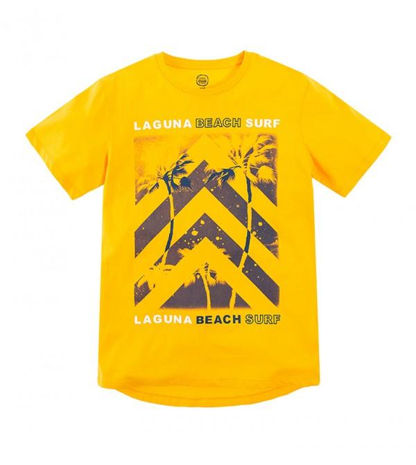 T-Shirt Short Sleeve - Yellow