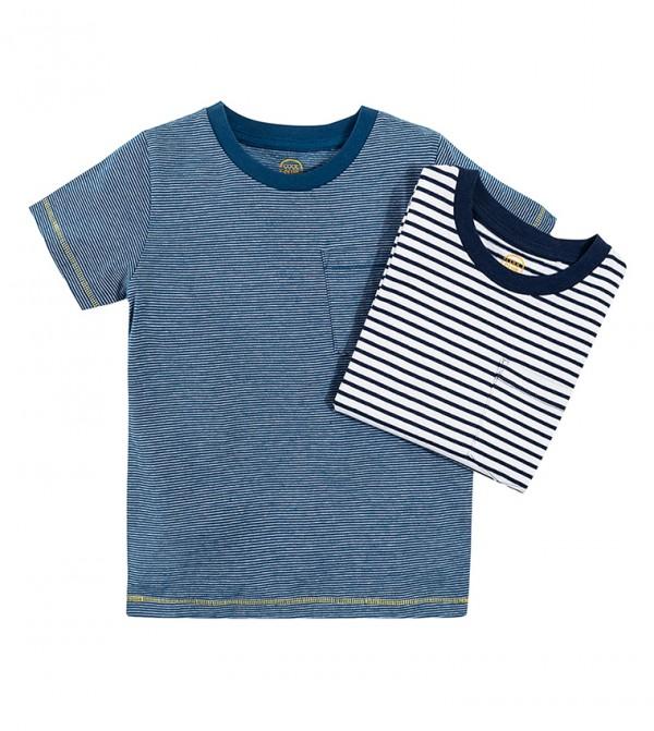T-Shirt S/S 2-Pack-Mix