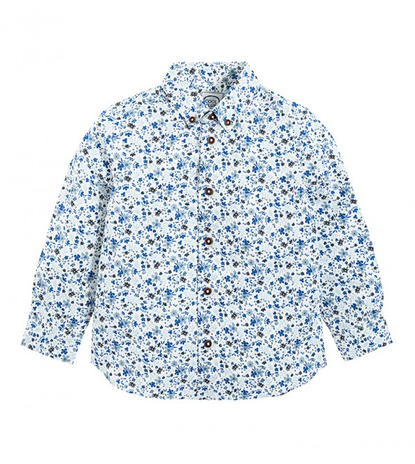 Shirt L/S-Mix