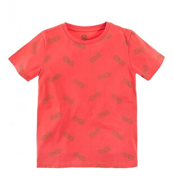 T-Shirt Short Sleeve - Red