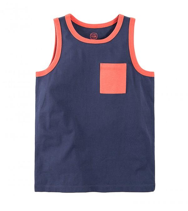 T-Shirt N/S-Dark Blue