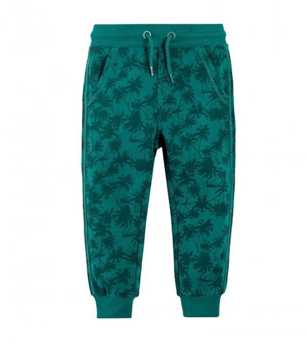 Jogging Pants-Dark Green