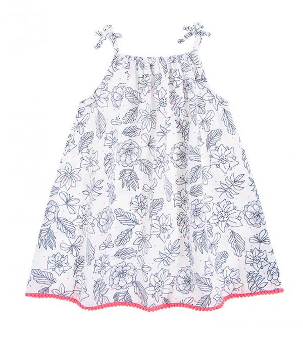 فستان بلا أكمام