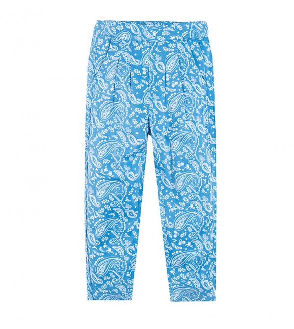 Trousers-Blue