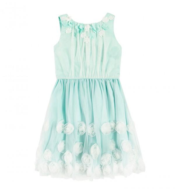 Dress N/S-Light Mint