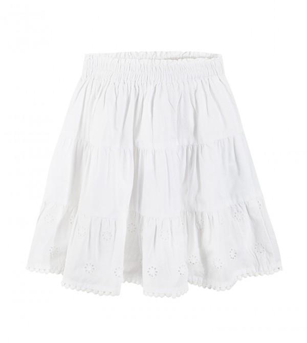Skirt-White