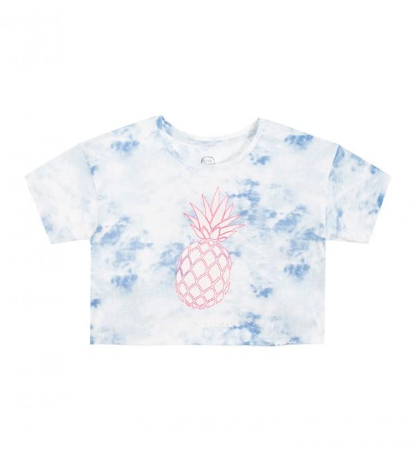 T-Shirt Short Sleeve - Blue