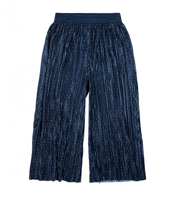 Trousers-Navy Blue