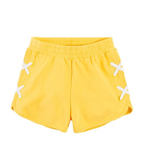 Shorts-6560969-Yellow