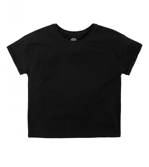 T-Shirt Short Sleeve - Black