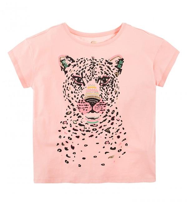 T-Shirt Short Sleeve - Pink