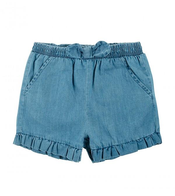 Shorts-Denim