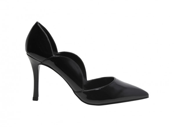 Black Medium Heel-CK1-60360911
