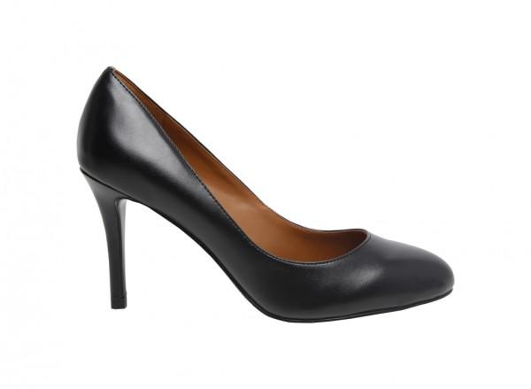 Black Medium Heel-CK1-60360923