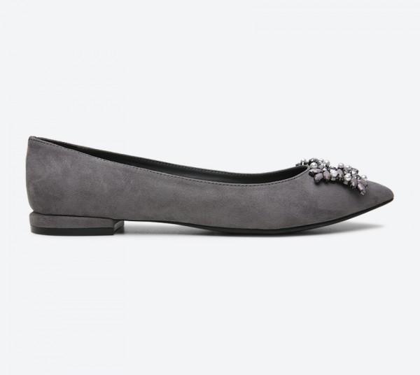 Ballerinas - Grey - CK1-70390149