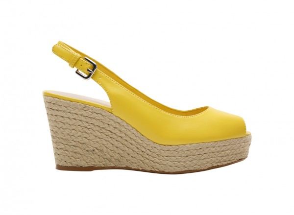 Yellow Wedge