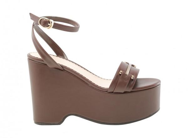 Brown Wedge-CK1-80480185