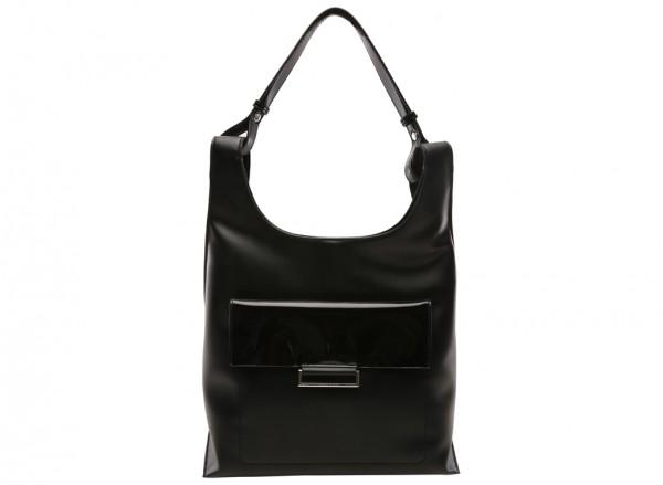 Black Shoulder Bag-CK2-20150515