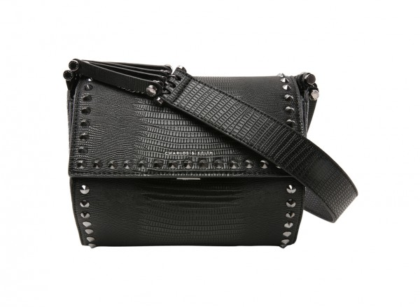 Black Cross Body Bag-CK2-20741422