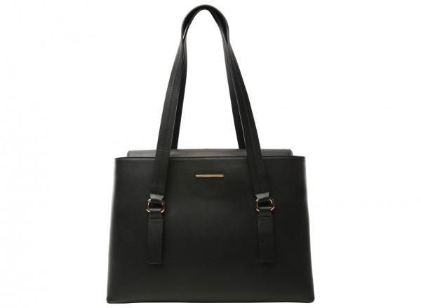 Black Shoulder Bags & Totes-CK2-20780234