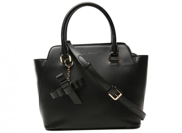 Black Shoulder Bags & Totes-CK2-50160010