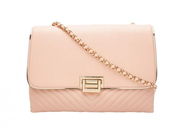 Peach Shoulder Bag