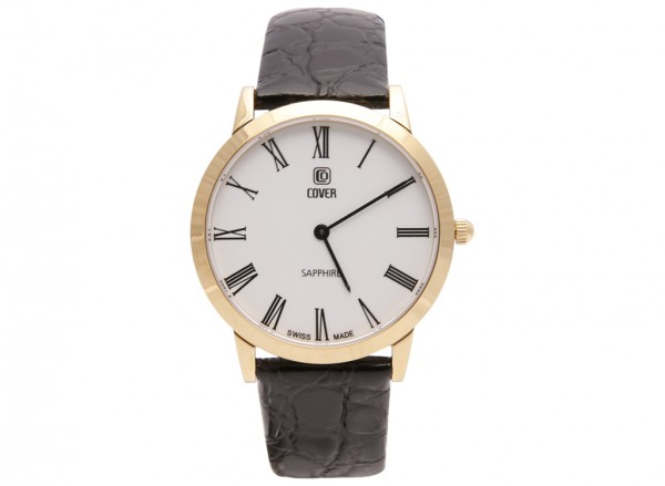 CO124.17 WHITE Watches