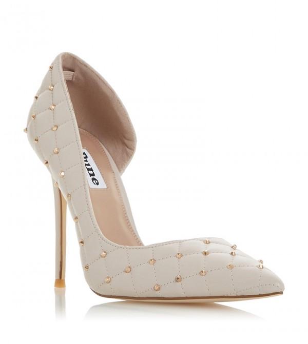 حذاء دريا بلون أبيض