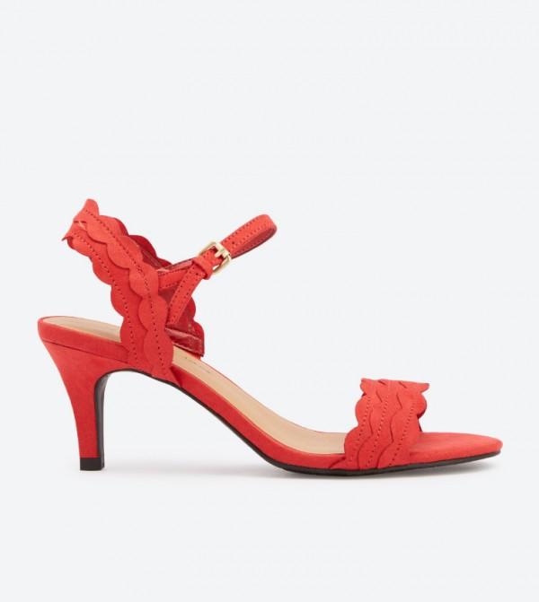 Sasha Sandals - Red DSW-423775