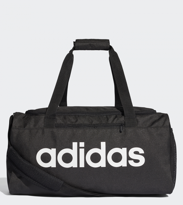 Linear Core Duffel Bag Small - White