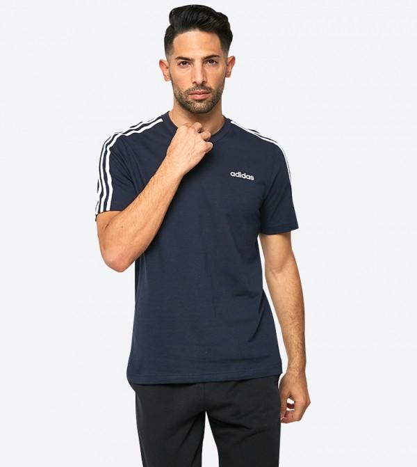 adidas 3 stripes polo shirt legend ink