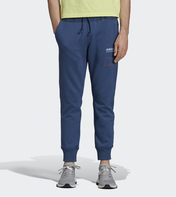Kaval Sweat Pants-Blue
