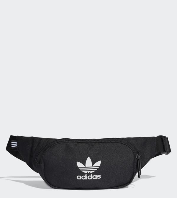 Essential Crossbody Bag-Black