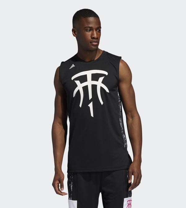 T-Mac Classic Jersey-Black