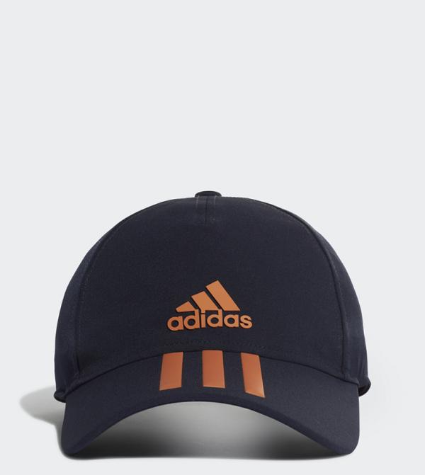 C40 3-Stripes Climalite Cap - Brown