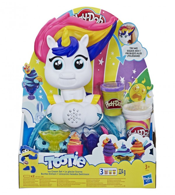 PD TOOTIE ICE CREAM SET