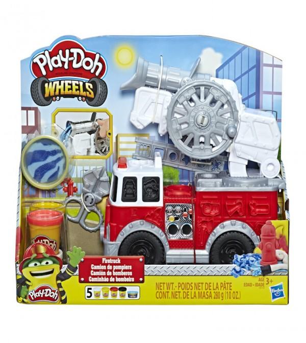 PD FIRE TRUCK