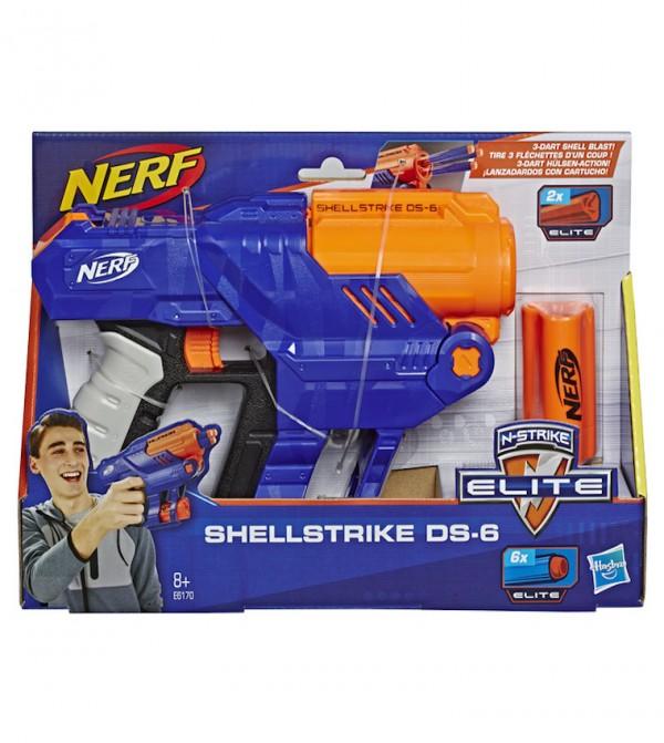 NER ELITE SHELLSTRIKE DS 6