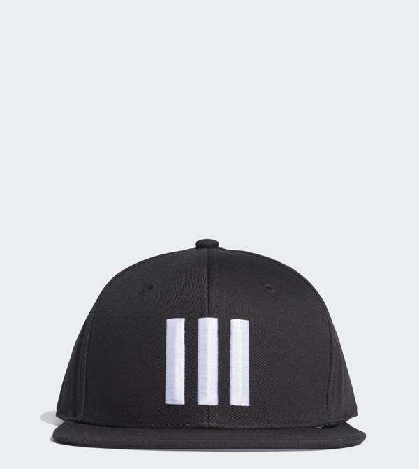 H90 3-Stripes Cap - White